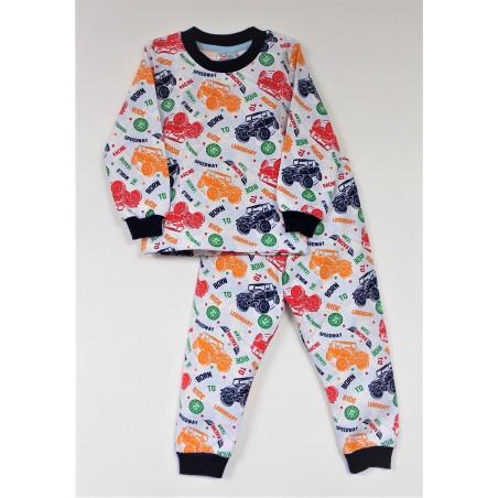 Пижама детская утепленная