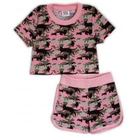 Домашний костюм для девочки оптом