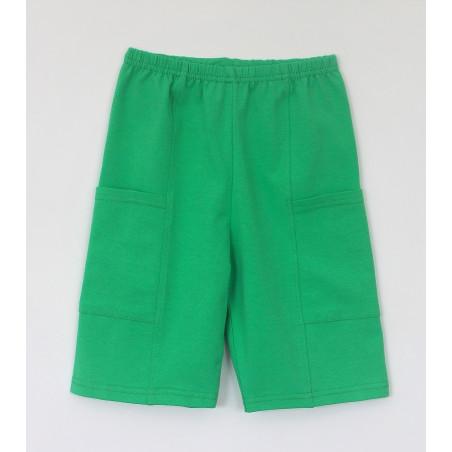 Шорты для мальчика зеленые