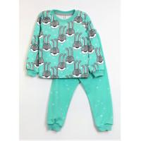 Пижама для девочки оптом