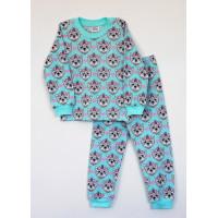 Пижама для девочки Бирюза