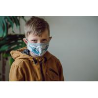 Маска защитная детская