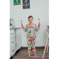 Детская пижама ДИНО