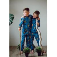Пижама для мальчика ДОМИКИ