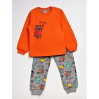 Пижама для мальчика МОНСТРИКИ ПРИВЕТ