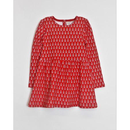 Платье для девочки ЕЛКИ
