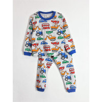 Пижама для мальчика МАШИНКИ