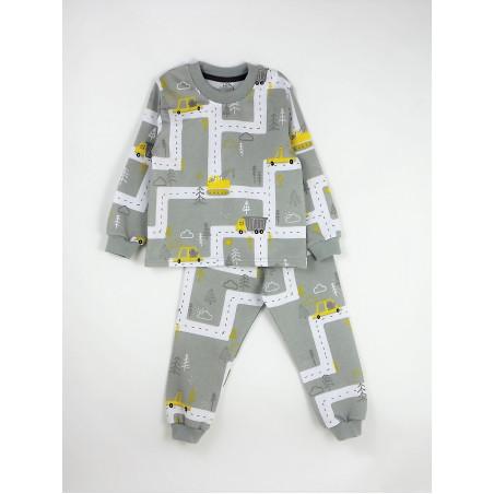 Пижама для мальчика ДОРОГИ